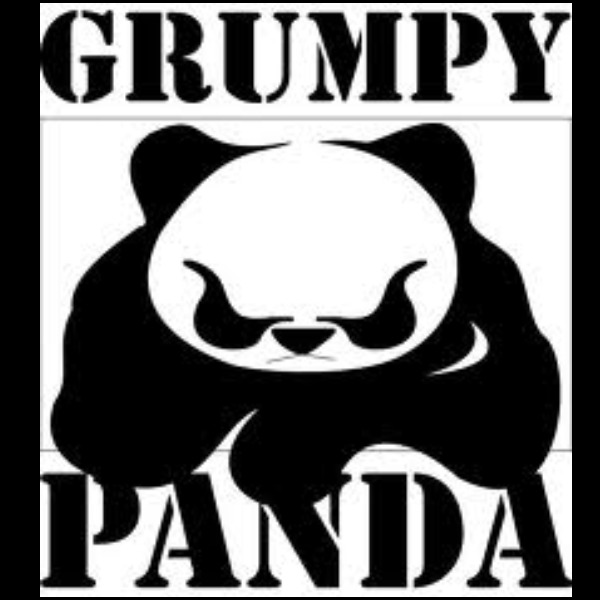 RAW Artists showcase Grumpy Panda