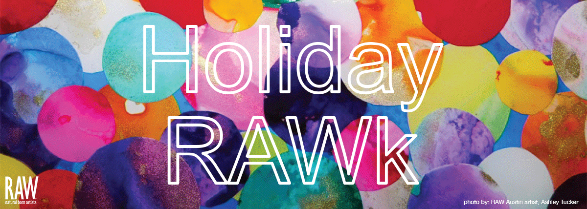 RAW Brooklyn presents Holiday RAWk 2018