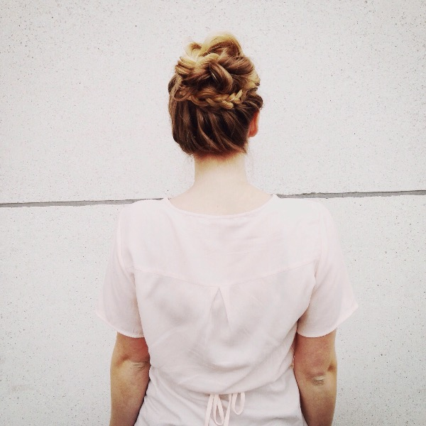 RAW Artists showcase Twisted Locks & Braided Buns