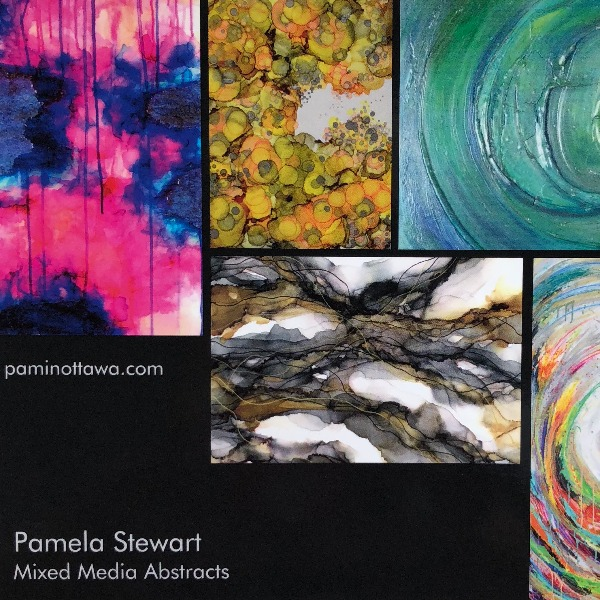 PaminOttawa Abstract Art Profile Picture