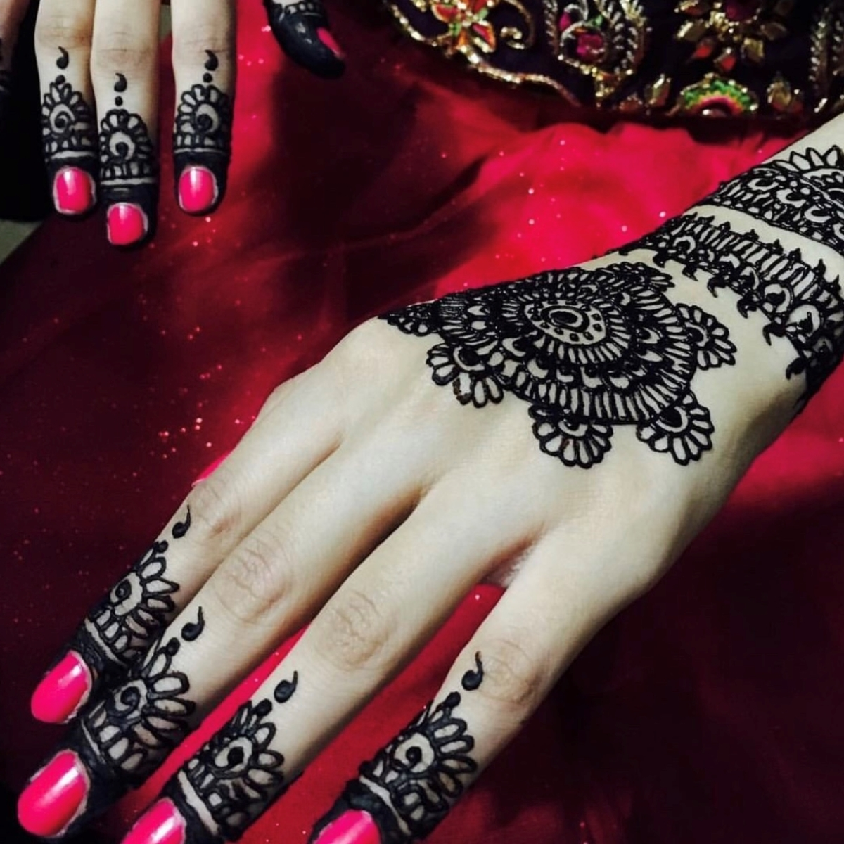 Saba Henna Art Profile Picture