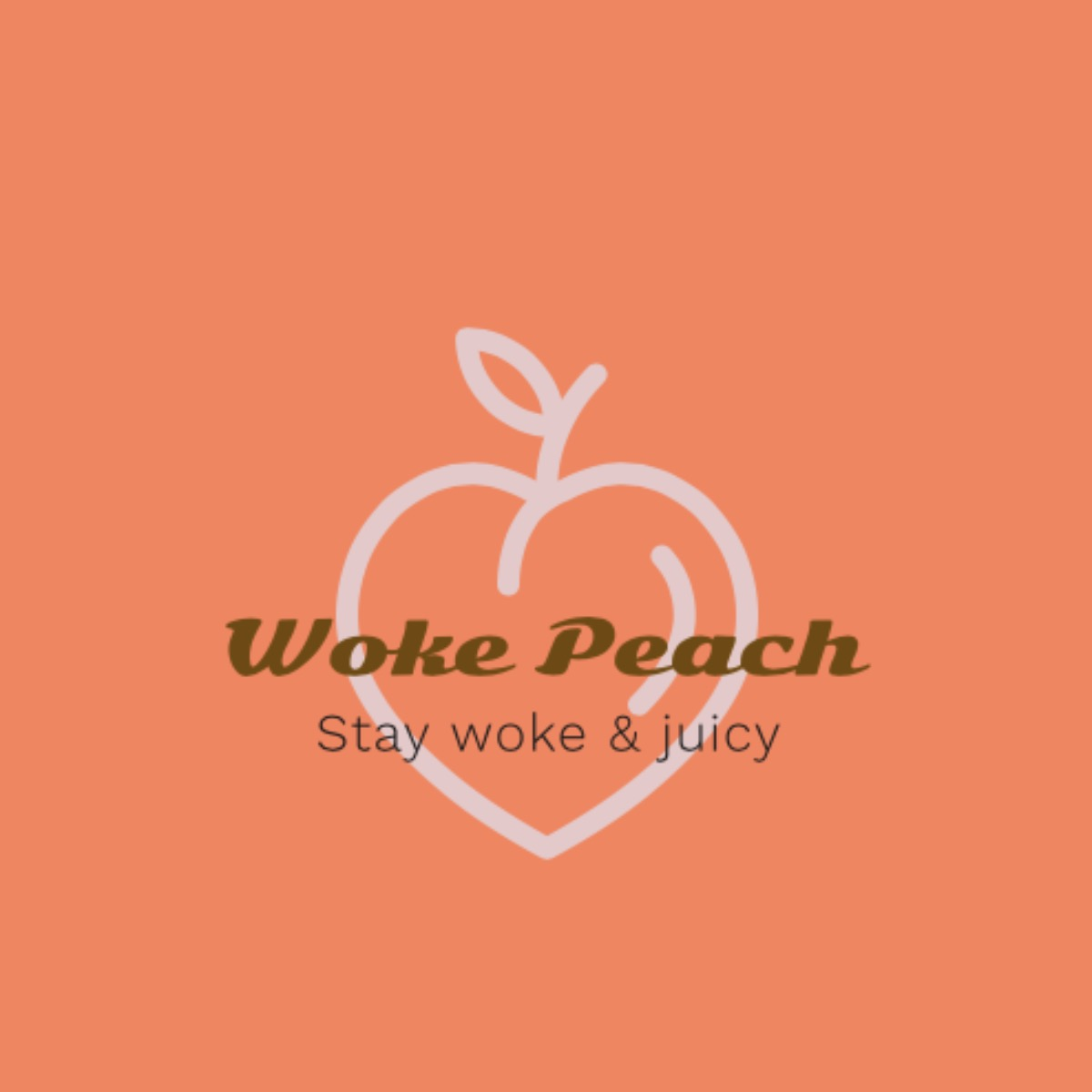 Woke Peach Profile Picture