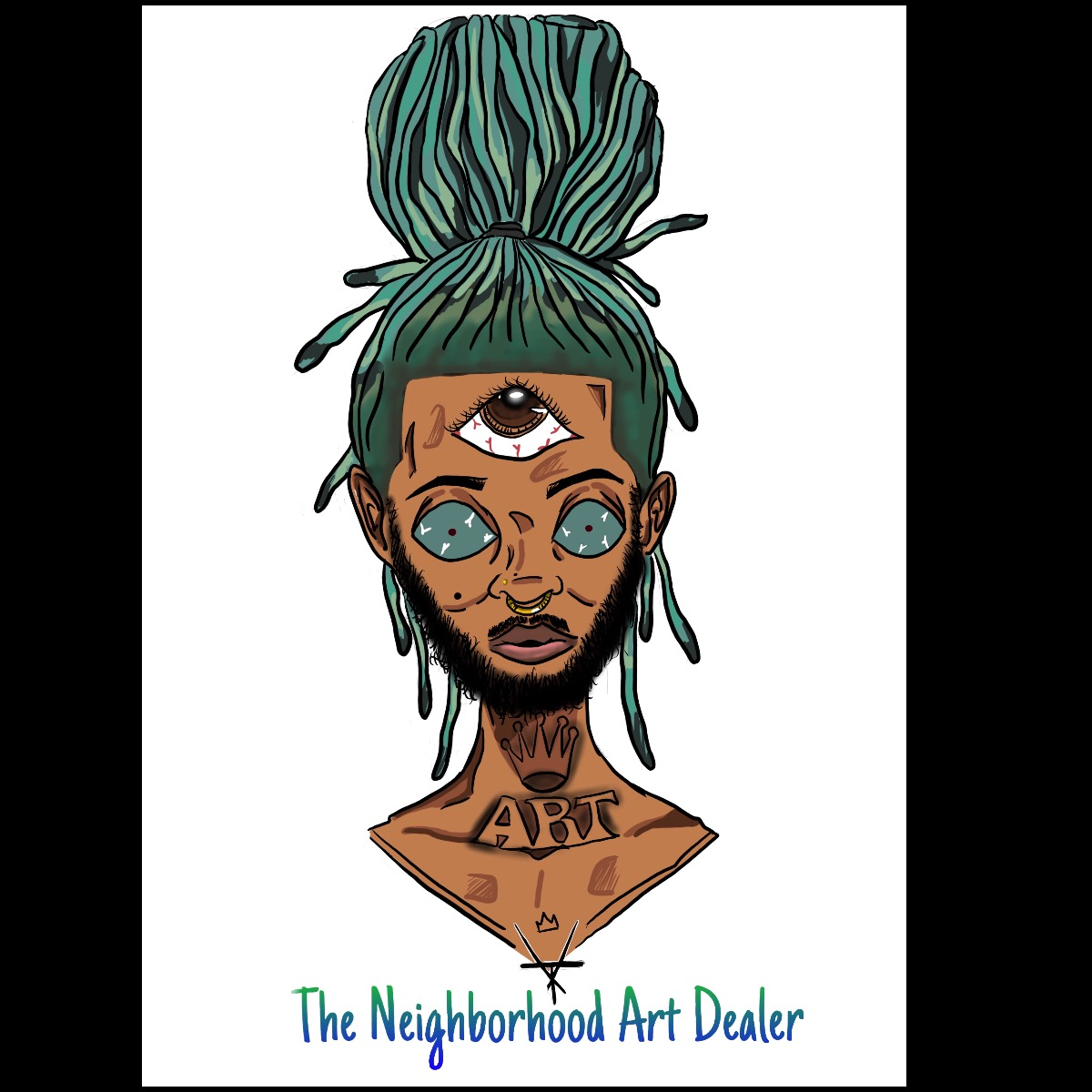 The Neighborhood Art Dealer