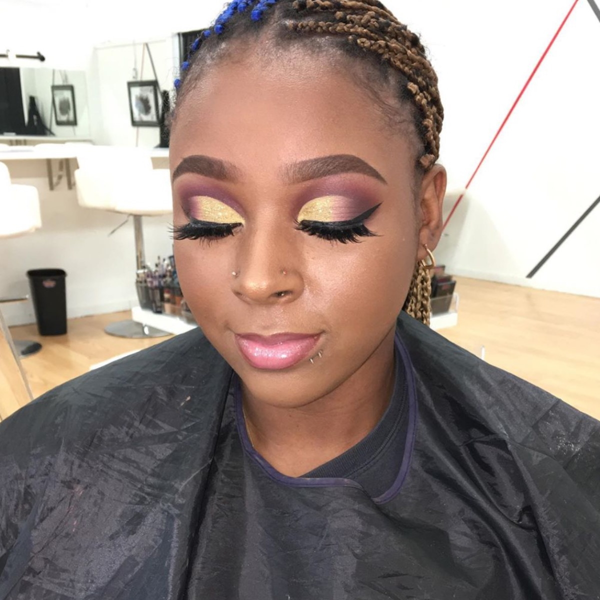 Splash of Color Makeup Profile Picture