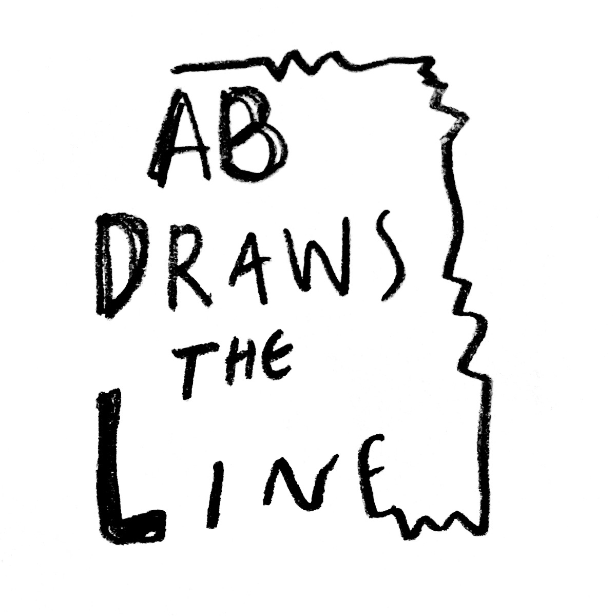 AB Draws the Line Profile Picture