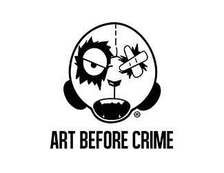 Art Before Crime